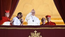Pope Francis – a good man for the job