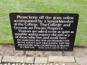 Keep off the grass3