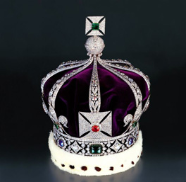 Jewelled crown