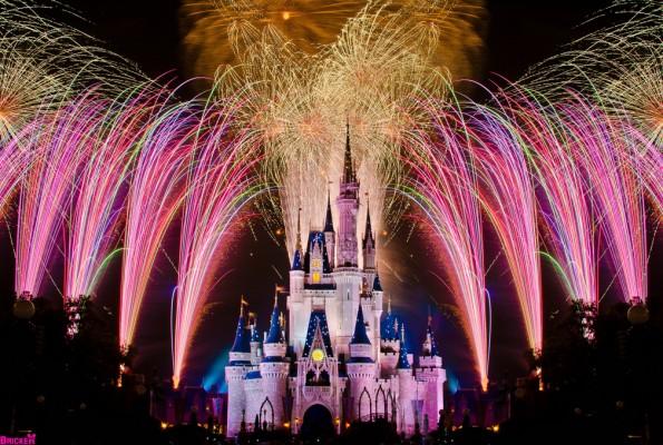 Worshipping Disneyland