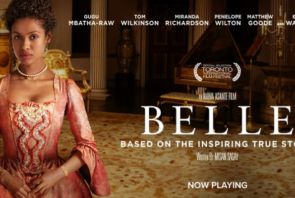 Review: 'Belle' – Not your average 'frock flick'